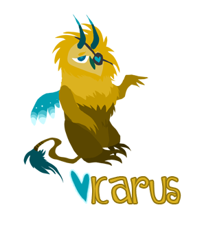 Icarus by MarchMoth