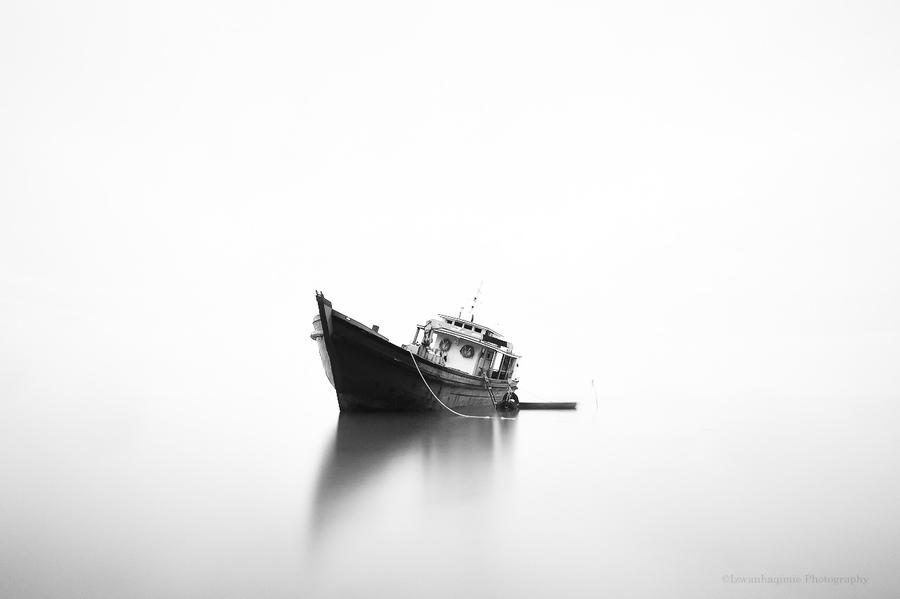 The Shipwreck by Izwanshah