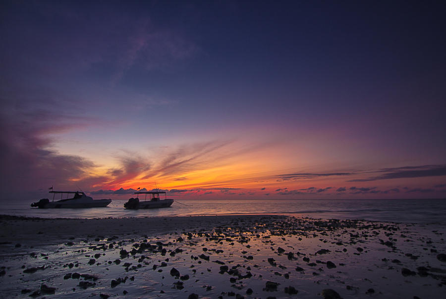Mystic Morning by Izwanshah