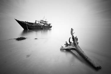 Stuck In Time by Izwanshah
