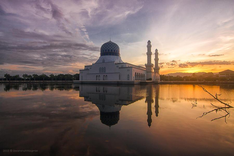 Patience and Faith by Izwanshah