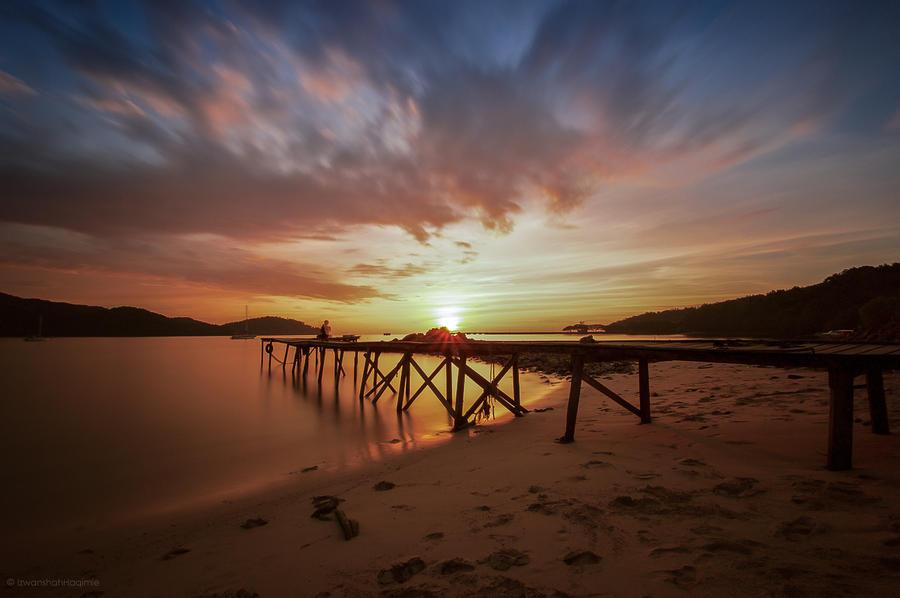 Pier I by Izwanshah