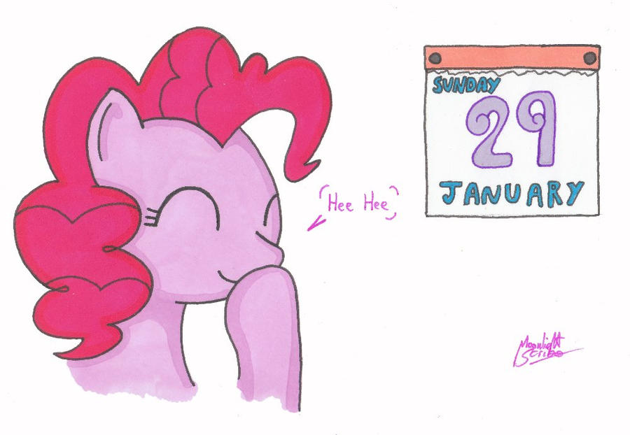 Futuristic Pinkie Pie - Rebuild by MoonlightScribe