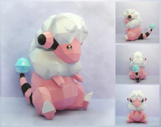 Flaaffy  - Zodiac pokemon by Toshikun
