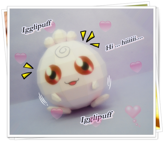 Igglipuff by Toshikun