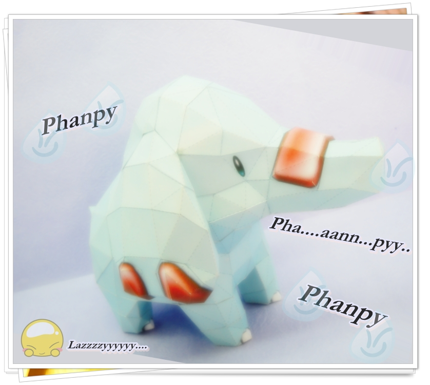 Phanpy by Toshikun