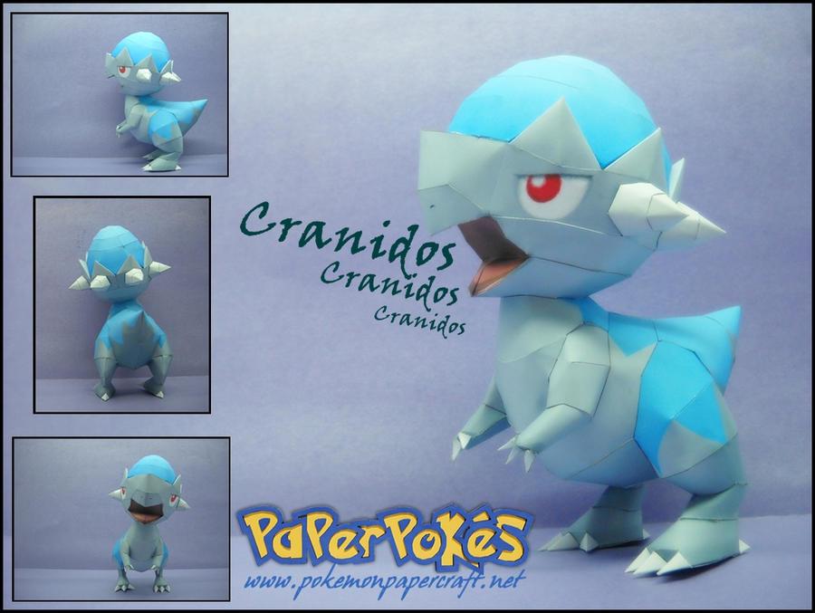 Cranidos by Toshikun