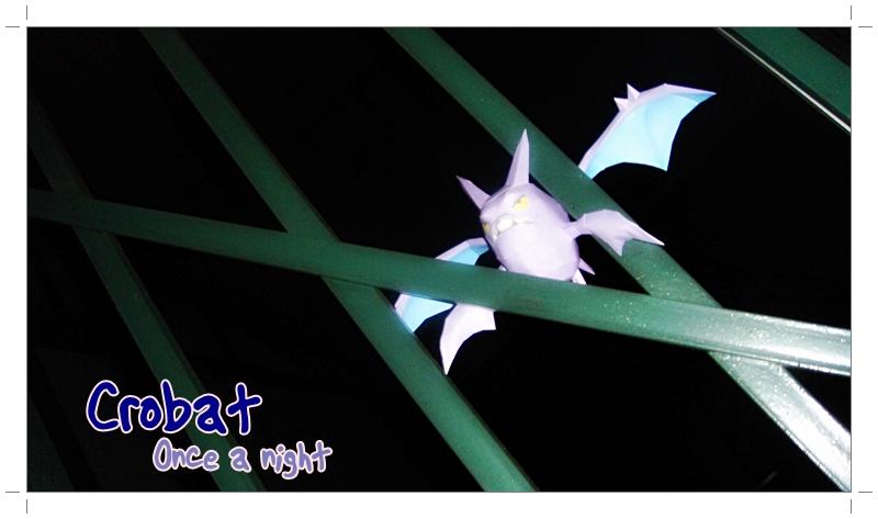 Crobat by Toshikun