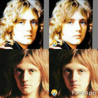 If Roger Become Kid