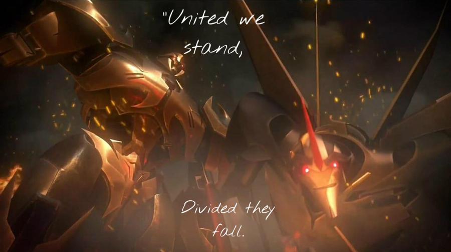 Divided we speak essay