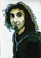 Serj Tankian by Pensastaja