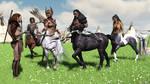 Tosvaulr Stormroar - Centaur Village