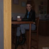 Viktoriya - Monday Morning Coffee by boggo2300