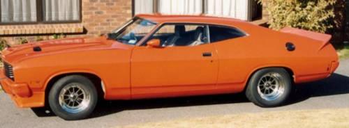 1975 XB Falcon Hardtop