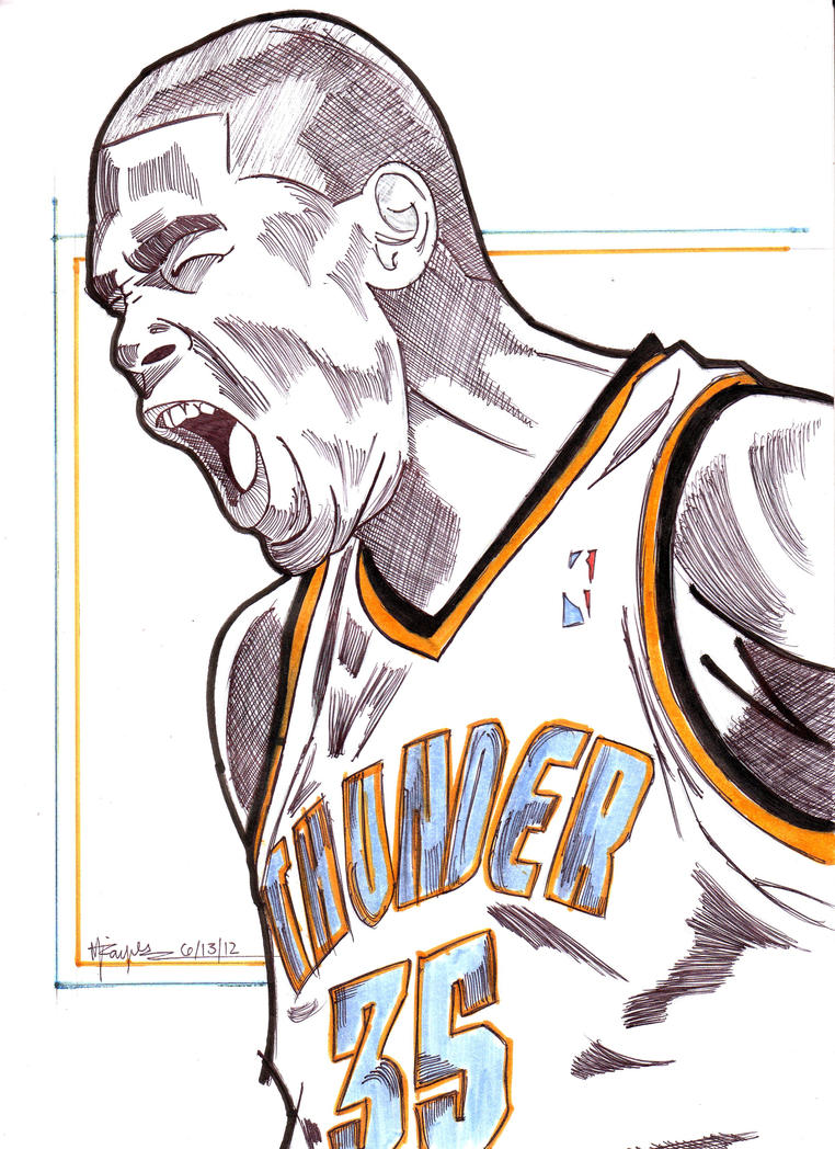 kevin durant by kuramacco on deviantart