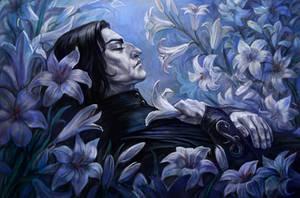 Severus Snape by Rami-fon-Verg