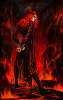 Sauron by Rami-fon-Verg