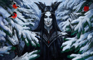 Melkor by Rami-fon-Verg