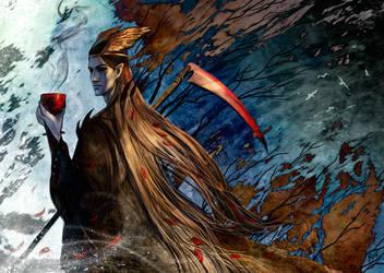 The King of Samhain by Rami-fon-Verg
