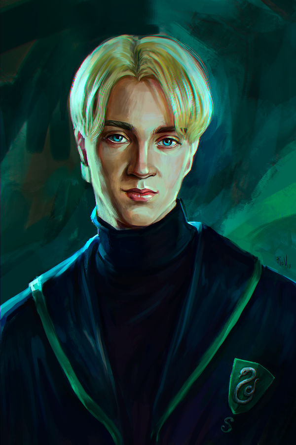 Draco Malfoy by Rami-fon-Verg