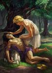 The death of Hyacinth by Rami-fon-Verg