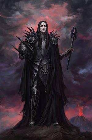 Lord Sauron by Rami-fon-Verg