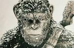 Caesar planet of apes