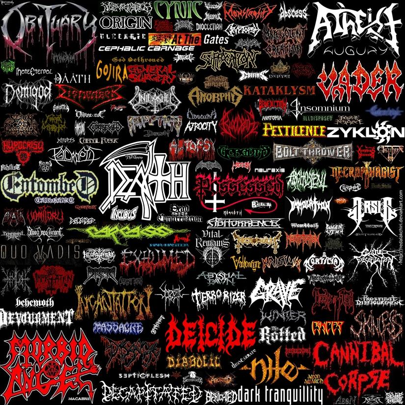 death metal by redalakchiri on deviantart
