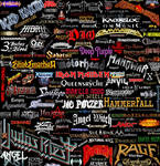 heavy and power metal