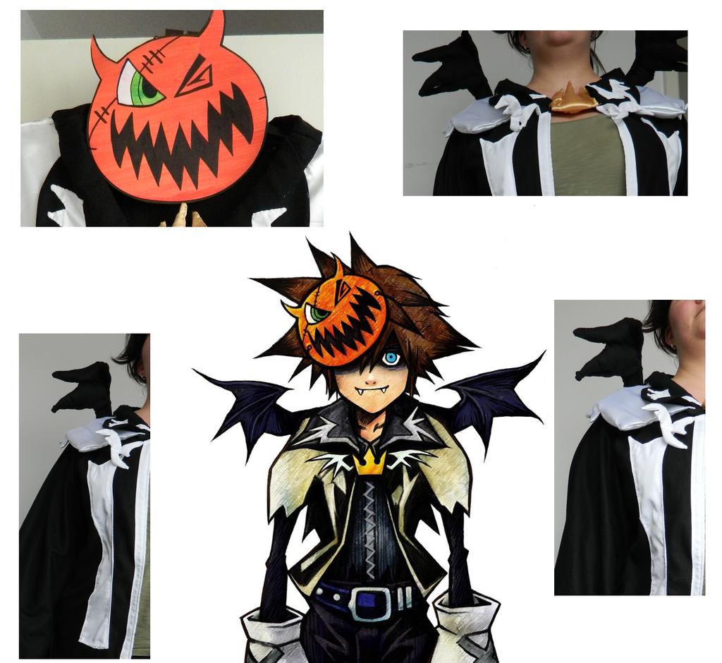 Sora Halloween Town Costume by MJ-Cosplay on DeviantArt