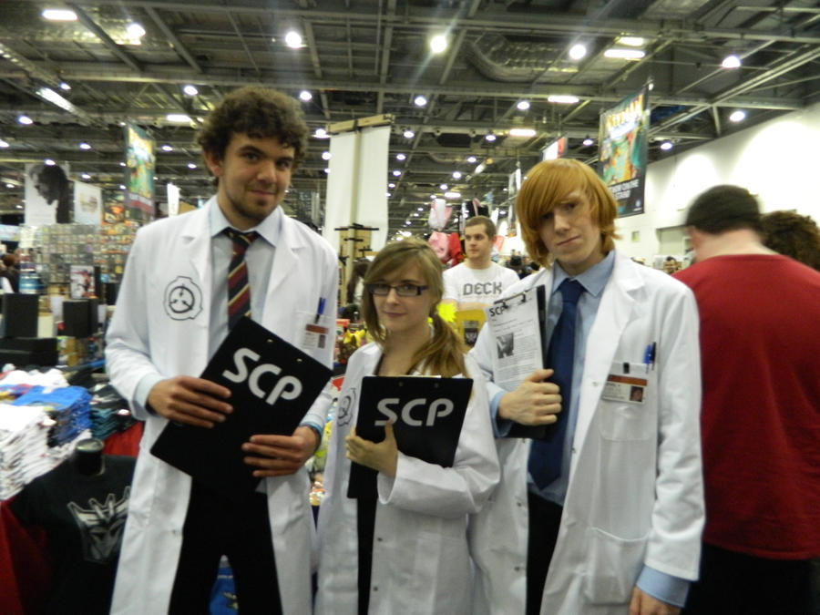 Scp Cosplay By Mj Cosplay On Deviantart