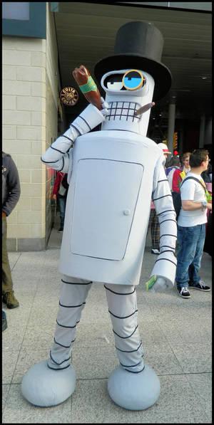Roberto Futurama Costume