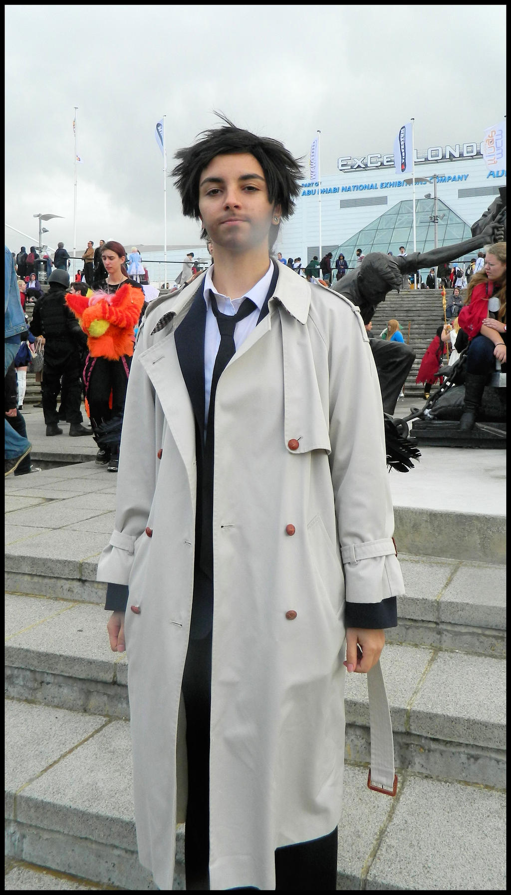 MCM London Castiel by MJ-Cosplay