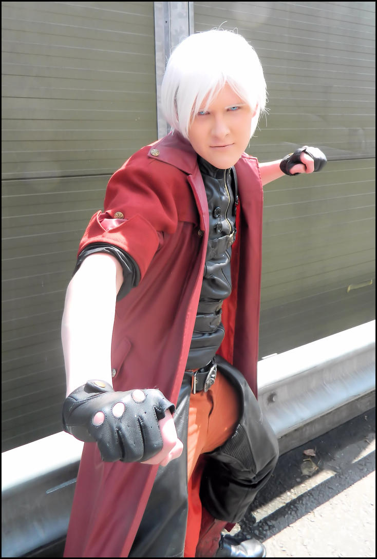 Dante LFCC by MJ-Cosplay