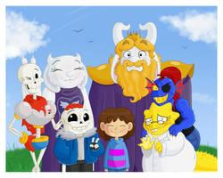 Family Portrait - Color