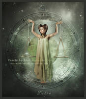 Zodiac Libra by ThelemaDreamsArt