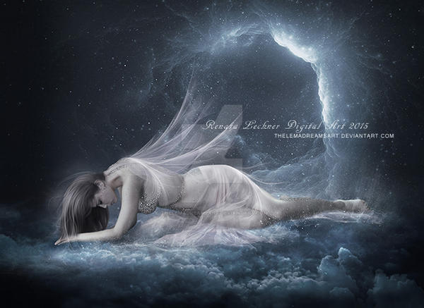Lost Soul by ThelemaDreamsArt