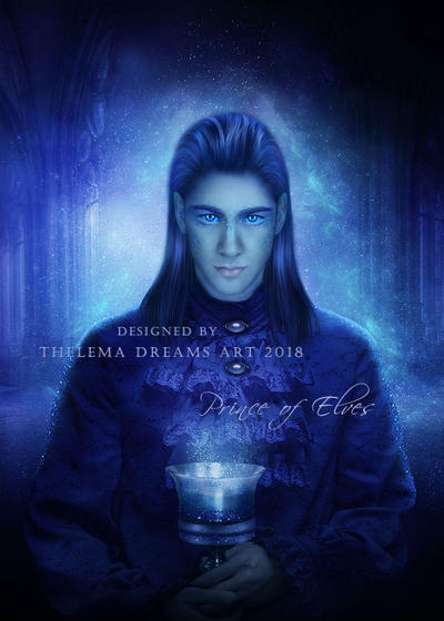 Prince of Elves by ThelemaDreamsArt