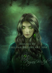 Pagan Witch by ThelemaDreamsArt