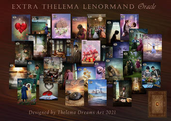 Extra Thelema Lenormand Oracle