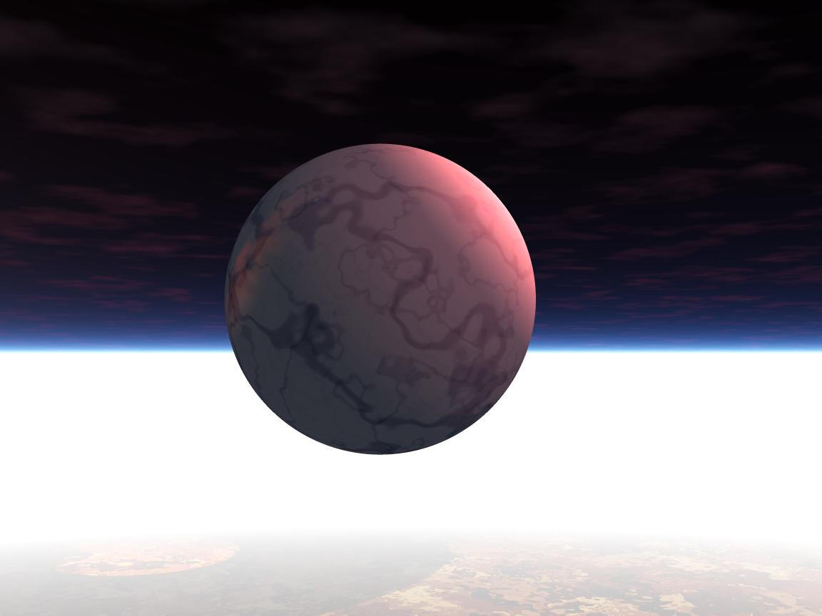 Planet by yourhandle