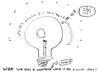 What do light bulbs think of? by amazingn3ss