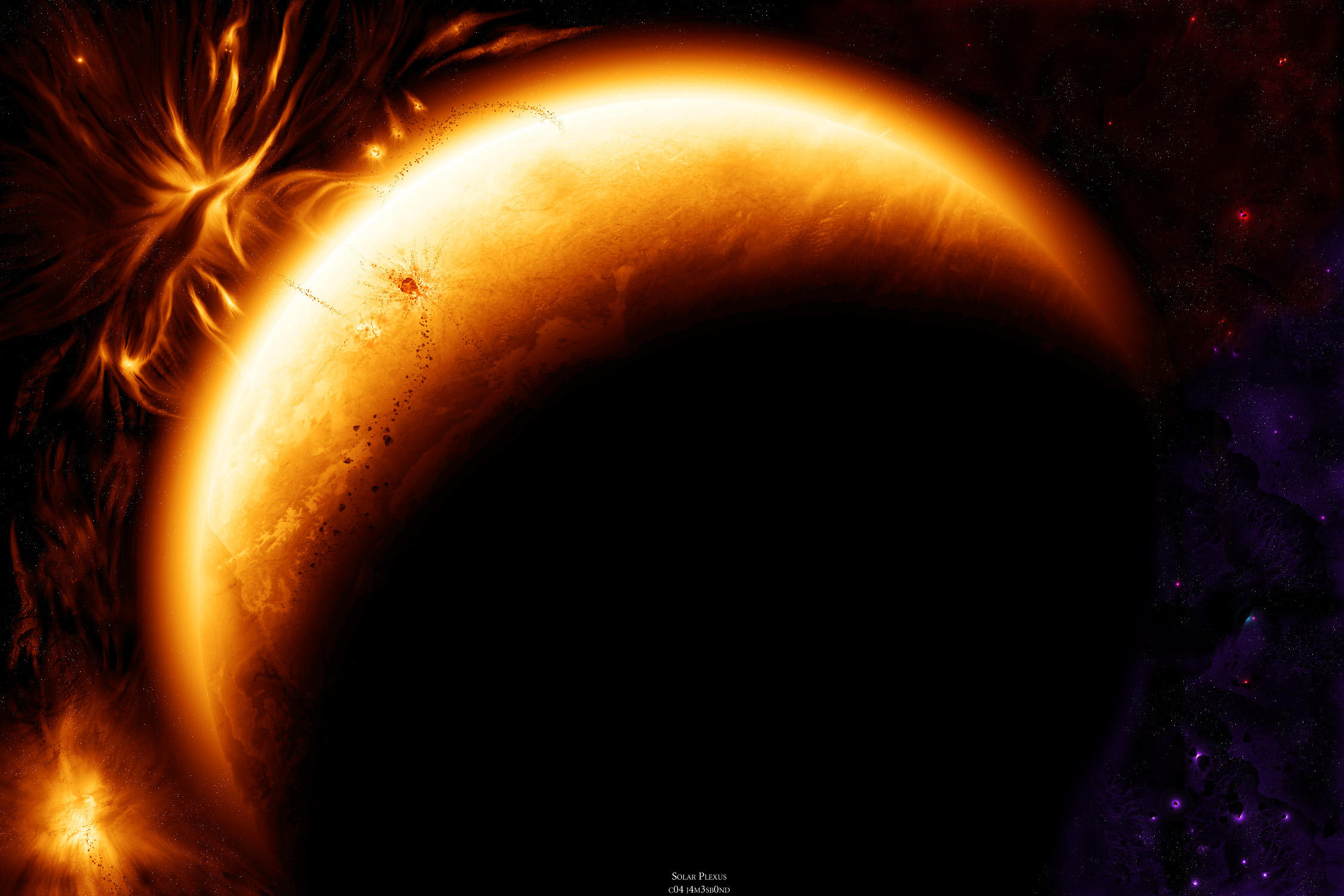 Solar Plexus by cosmicbound