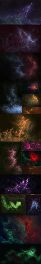 Cosmic Quick Paints
