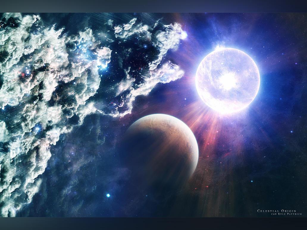 Celestial Origin by cosmicbound