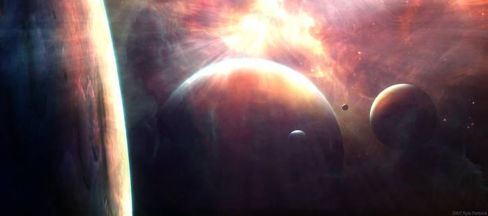 Veil Of The Empyreal Sun