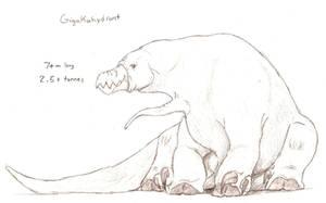 Snaiad concept: Gigakahydront by Raptor-dude