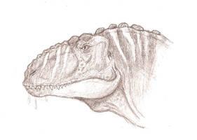 Carcharodontosaurus by Raptor-dude