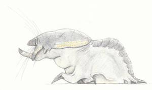 Gray-shielded Slinger by Raptor-dude
