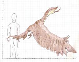 Saberbird by Raptor-dude